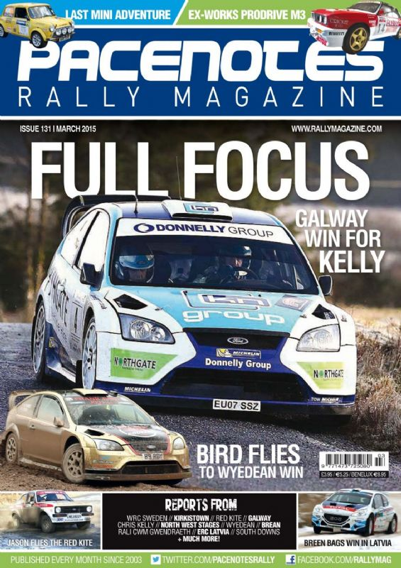 Issue 131 - March 2015